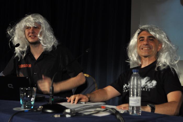 """Paco Fox y Jose Viruete (II): """"Hay que saber cachondearse hasta de las cosas que te gustan&quot..."""