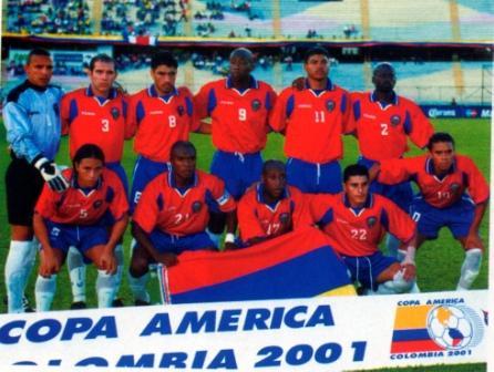 Adiós juventud, adiós Copa América