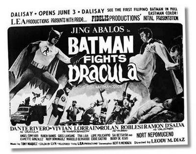 batman fights drac