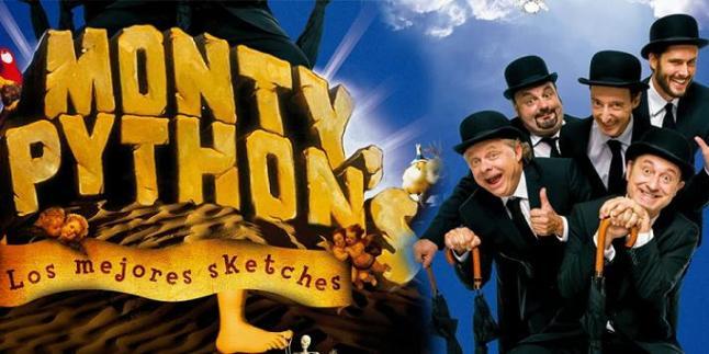 Monty Python los mejores sketches