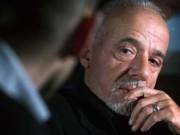 Coelho, durante la (falsa) entrevista con La Inercia
