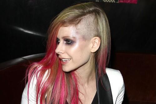 Avril-Lavigne-Hair-cut