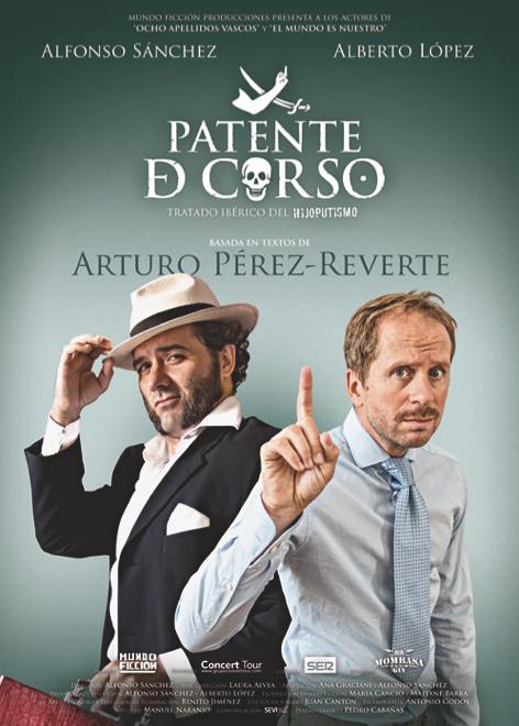 Patente de corso - cartel
