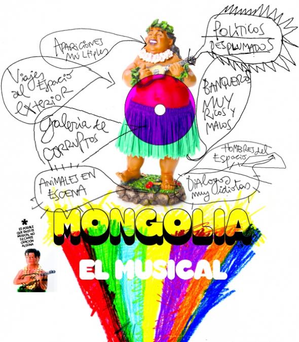 Mongolia el musical